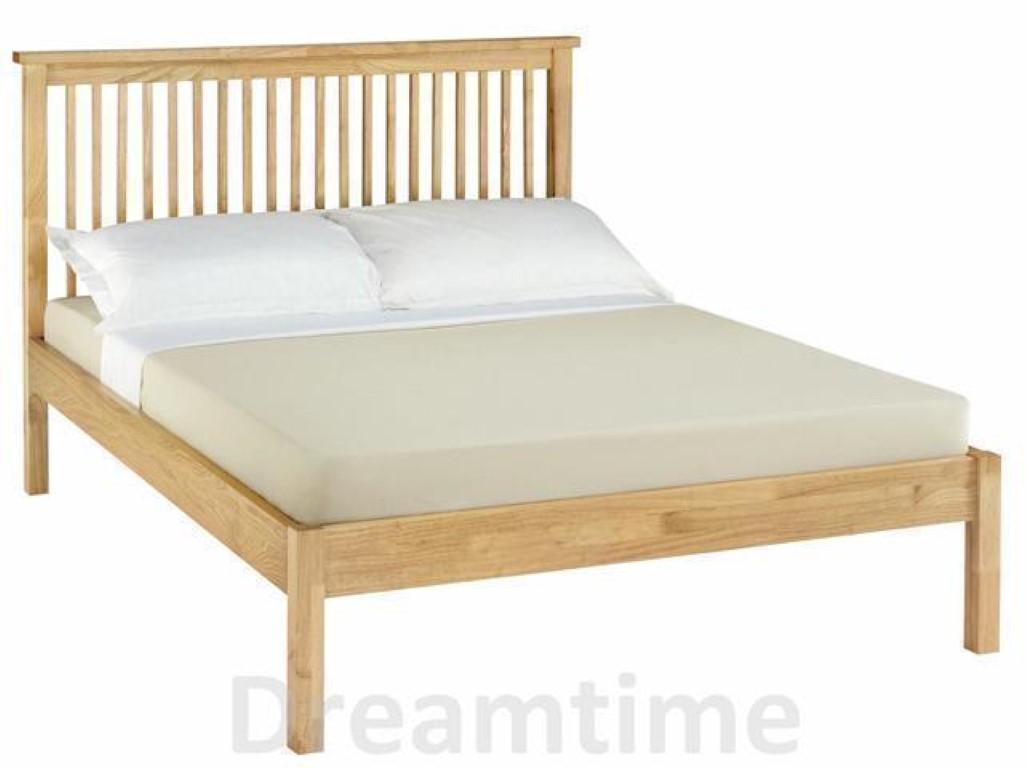 bentley designs atlanta light wood bedframe low foot end. Black Bedroom Furniture Sets. Home Design Ideas