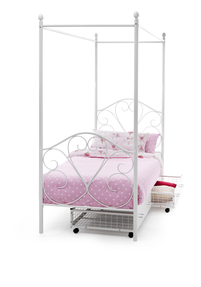 Bed frames headboards - Serene Isabelle Four Poster Bed Frame