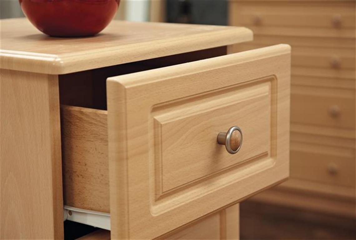 Wel e Furniture Pembroke 4 Drawer Bed Box