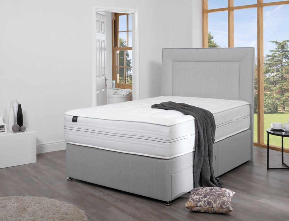 Salus divan beds for Low single divan bed