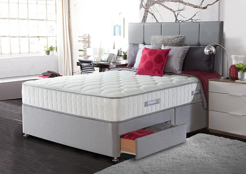 Sealy Pocket Casoli 1200 Divan Bed