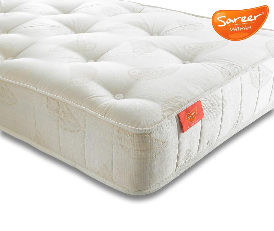 sareer pocket spring mattress. Black Bedroom Furniture Sets. Home Design Ideas