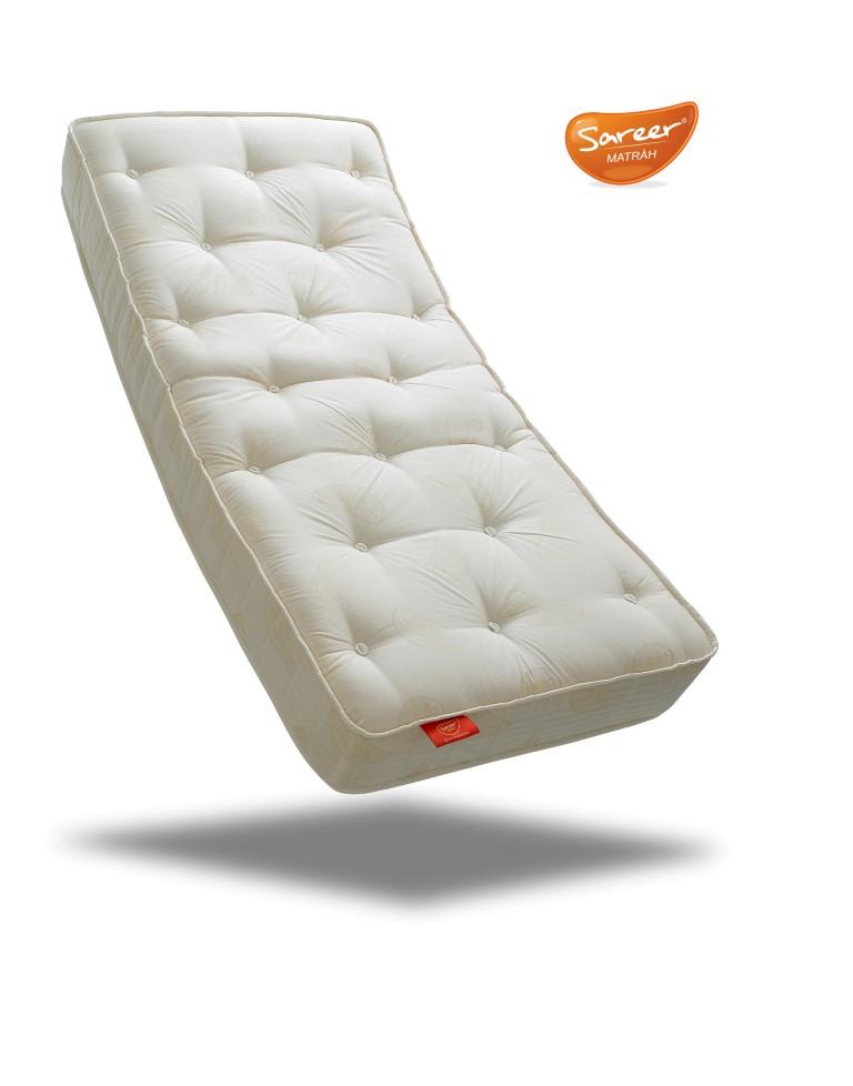 Sareer pocket spring mattress for Pocket sprung