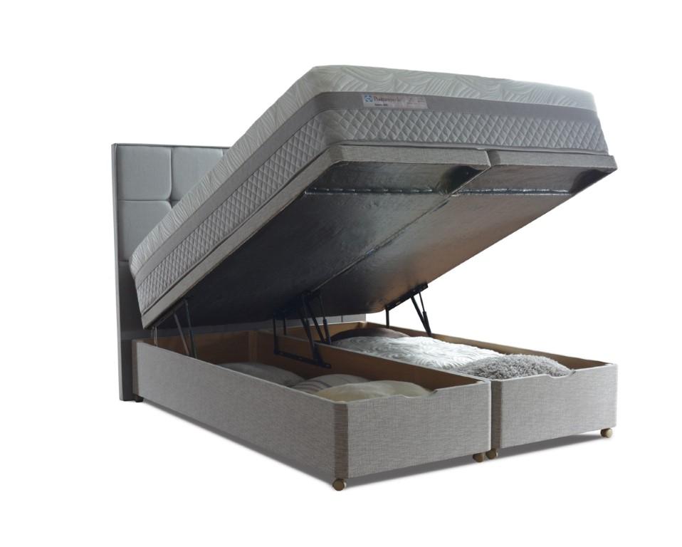 Sealy Pocket Nostromo 1400 Divan Bed