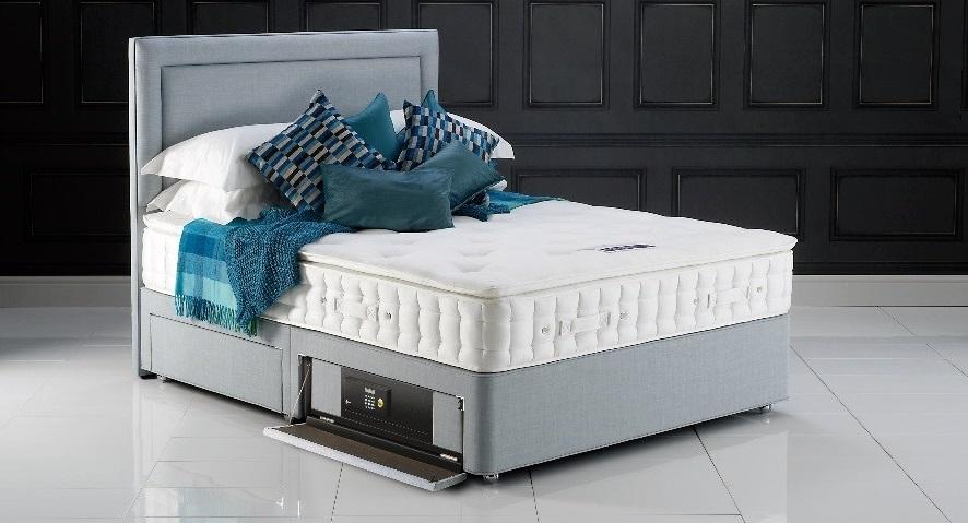 Hypnos Pillow Top Sapphire Divan Bed