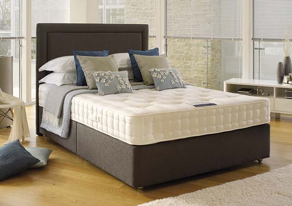 Hypnos Orthos Silk Divan Bed