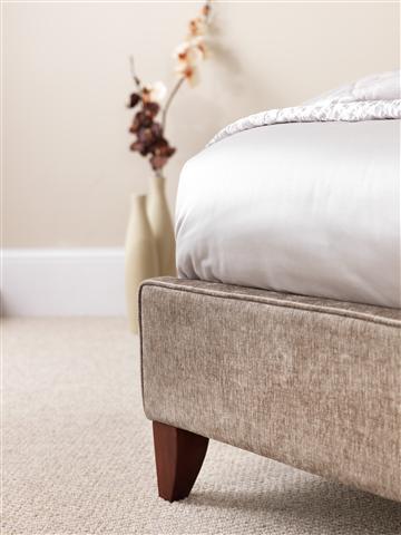 Serene Chelsea Upholstered Bedframe