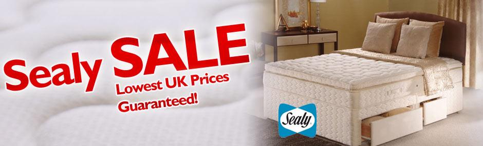Sealy divan beds mattresses headboards