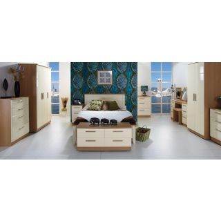 Welcome Furniture Knightsbridge Cream & Oak