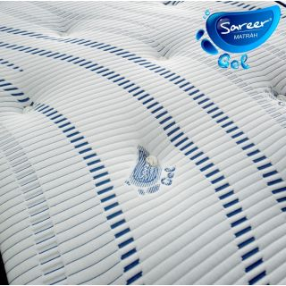 Sareer Gel Coil Mattress