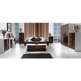 Welcome Furniture Knightsbridge Ebony & White