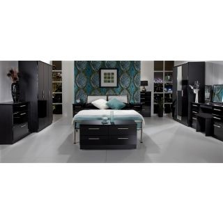 Welcome Furniture Knightsbridge Black & Black