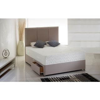 New World Pure 2000 Encapsulated Pocket Sprung Divan