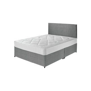 4ft6 Wheatley Memory Foam  Double divan bed